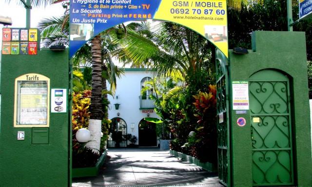 H bergement saint pierre 97410 la r union for Le jardin reunionnais 97410